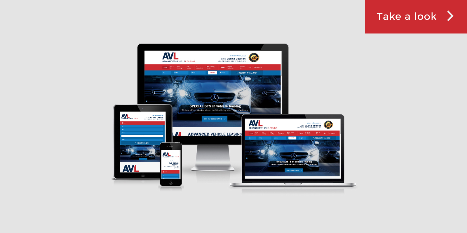 iTCHYROBOT Solutions - AVL Responsive View