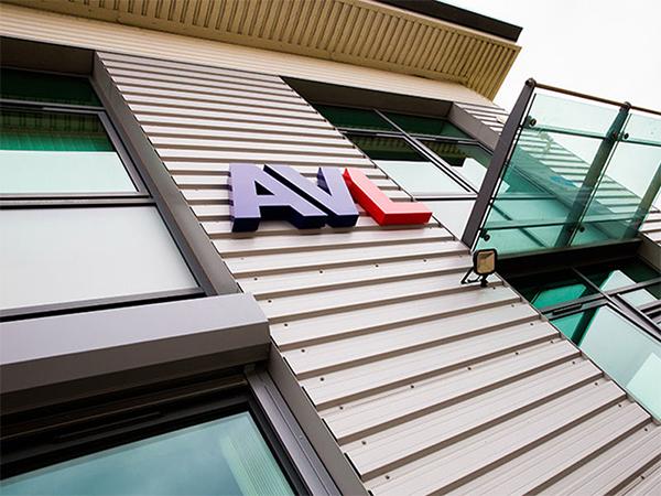iTCHYROBOT Solutions - AVL Building Signage